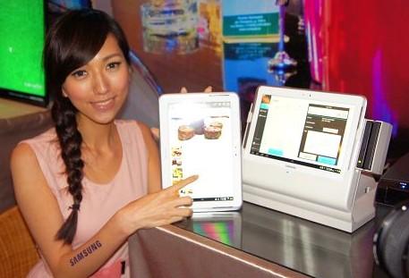 三星推出零售智能方案 将NFC手机化身POS
