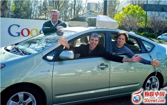 谷歌无人驾驶汽车配大量传感器 每秒生成1GB数据高清图片