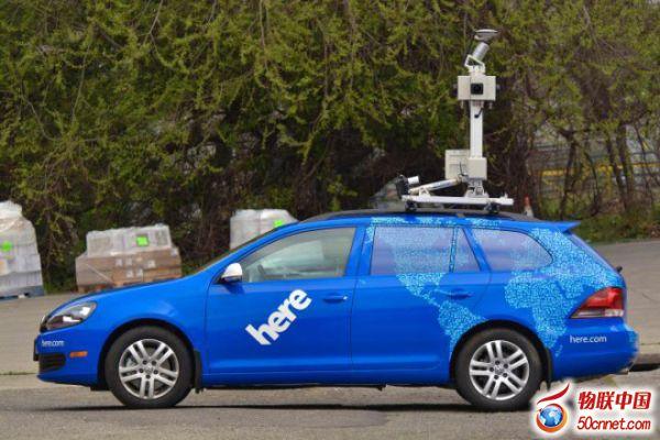 无人驾驶汽车需要什么样的地图 高清图片