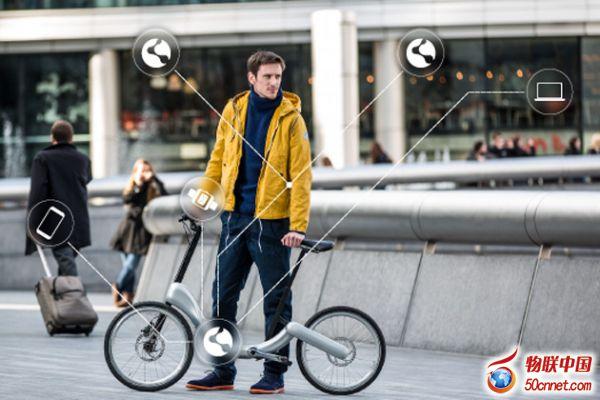 无链条的电动自行车