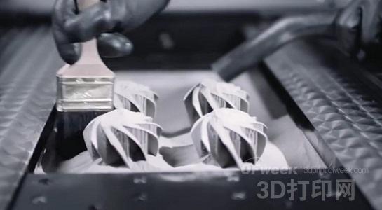 SLM 3D打印工艺
