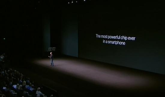 A系列领衔 苹果缔造了一个芯片帝国