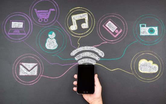 """物联网将改变信息的生产方式和生产者""""/"""