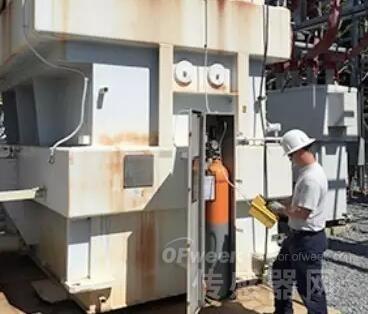 气体传感器在变压器状态检测中的应用