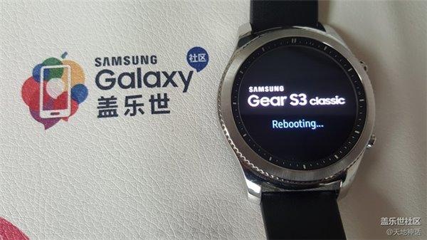 教程:三星Gear S3/Gear S3 classic智能手表如何刷机?