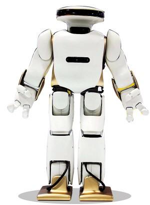 """哈工大团队发布国内首个有""""视觉""""的人形机器人"""