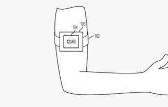 苹果再获可穿戴设备专利:和Apple Watch无关