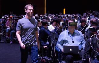 扎克伯格:收购Oculus总价约为30亿美元