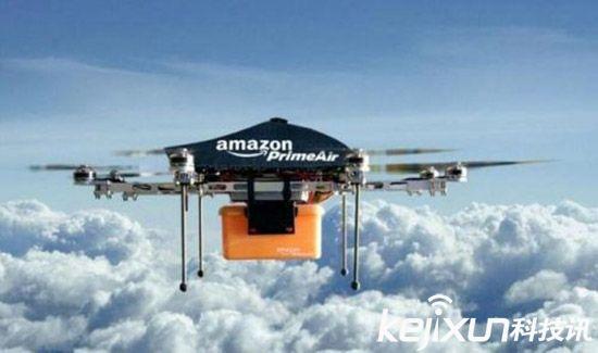 """亚马逊的机器人""""大军"""" 物流中心共有4.5万机器人"""