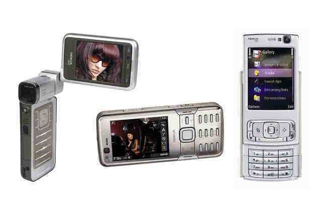 诺基亚手机已回归 TI也并未远去