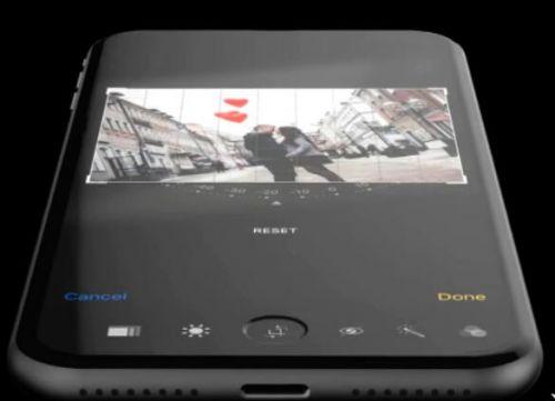 iPhone 8新功能首次曝光 虹膜识别加持高配还有OLED屏
