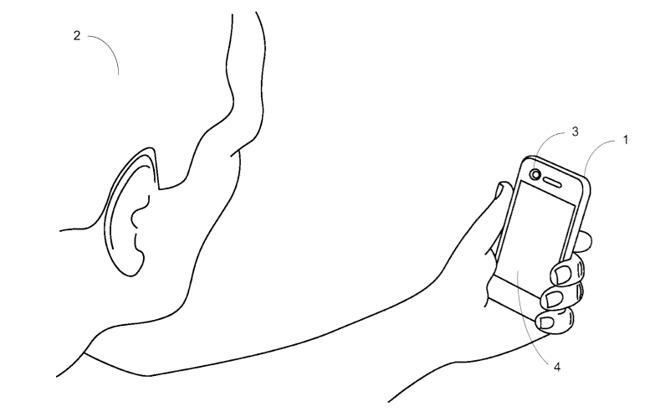 苹果申请人脸识别新专利,红外传感或用于探测手机运动