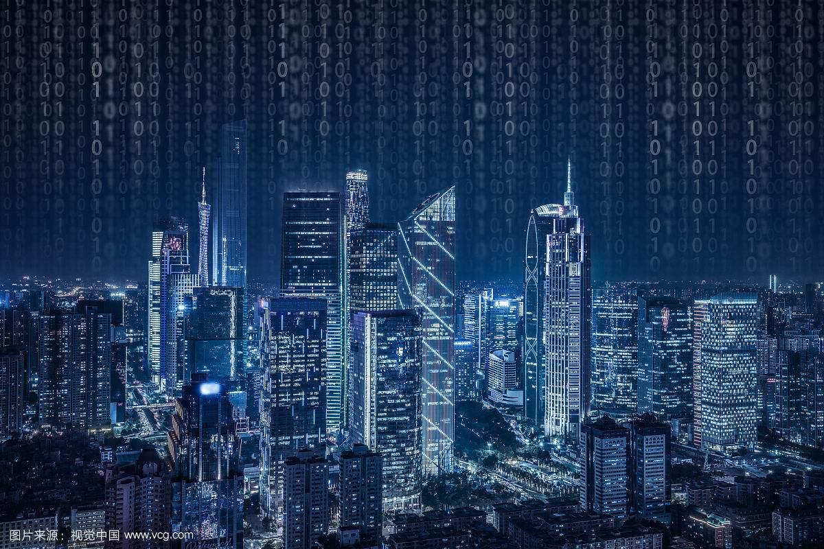 苹果壁纸城市风景图