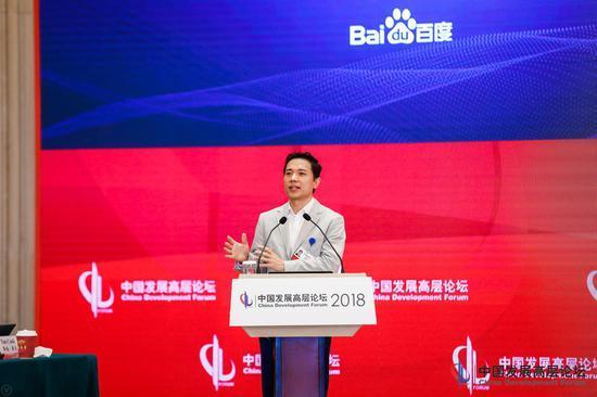 李彦宏:无人车会在3-5年内进入开放道路行驶