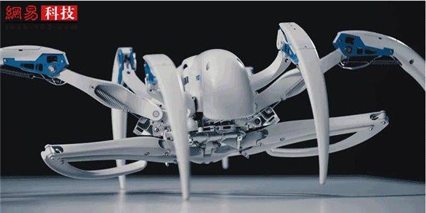 """盘点那些令人""""毛骨悚然""""的机器人"""
